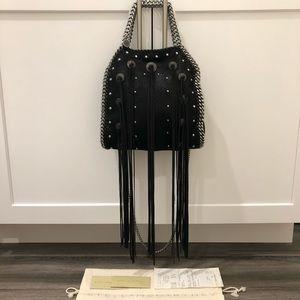 Stella McCartney Mini Baby Bella Fringe Stud Bag